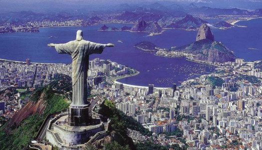 In macchina per Rio