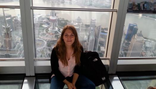 Il mio addio a Shanghai