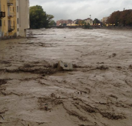 A Parma tra fango e speranza: storia inusuale di una studentessa fuorisede