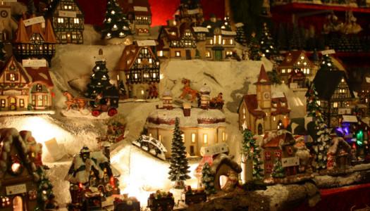 Mercatini di Natale e cioccolata come se piovesse