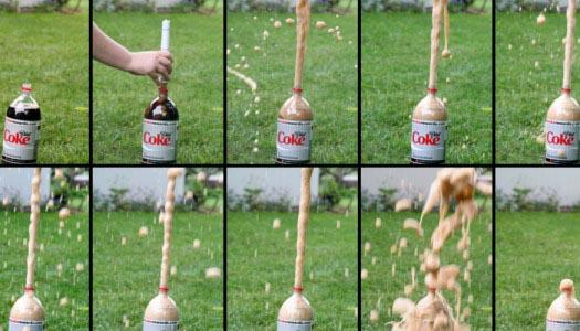 FdC#11: Coca e Mentos, i trucchi per il geyser perfetto