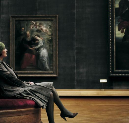 20 buoni motivi per fidanzarsi con una studentessa di Storia dell'Arte