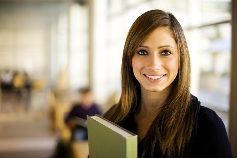 Studentessa di economia