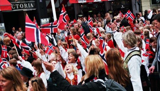15 cose strane dei norvegesi